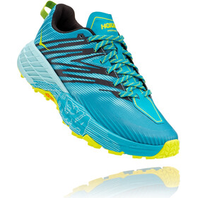 Hoka One One Speedgoat 4 Sko Damer, capri breeze/angel blue